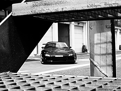 Drifting image by WillVision on Flickr (CC Licence)