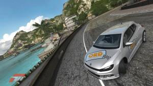 Online Race Driver logo in Forza Motorsport 3