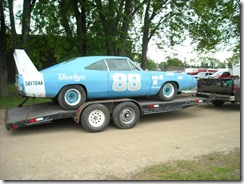 A NASCAR survivor Superbird!