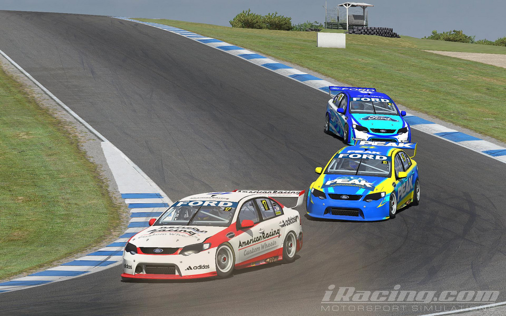 iRacing 2010 Season 3 Raises the Bar | OnlineRaceDriver