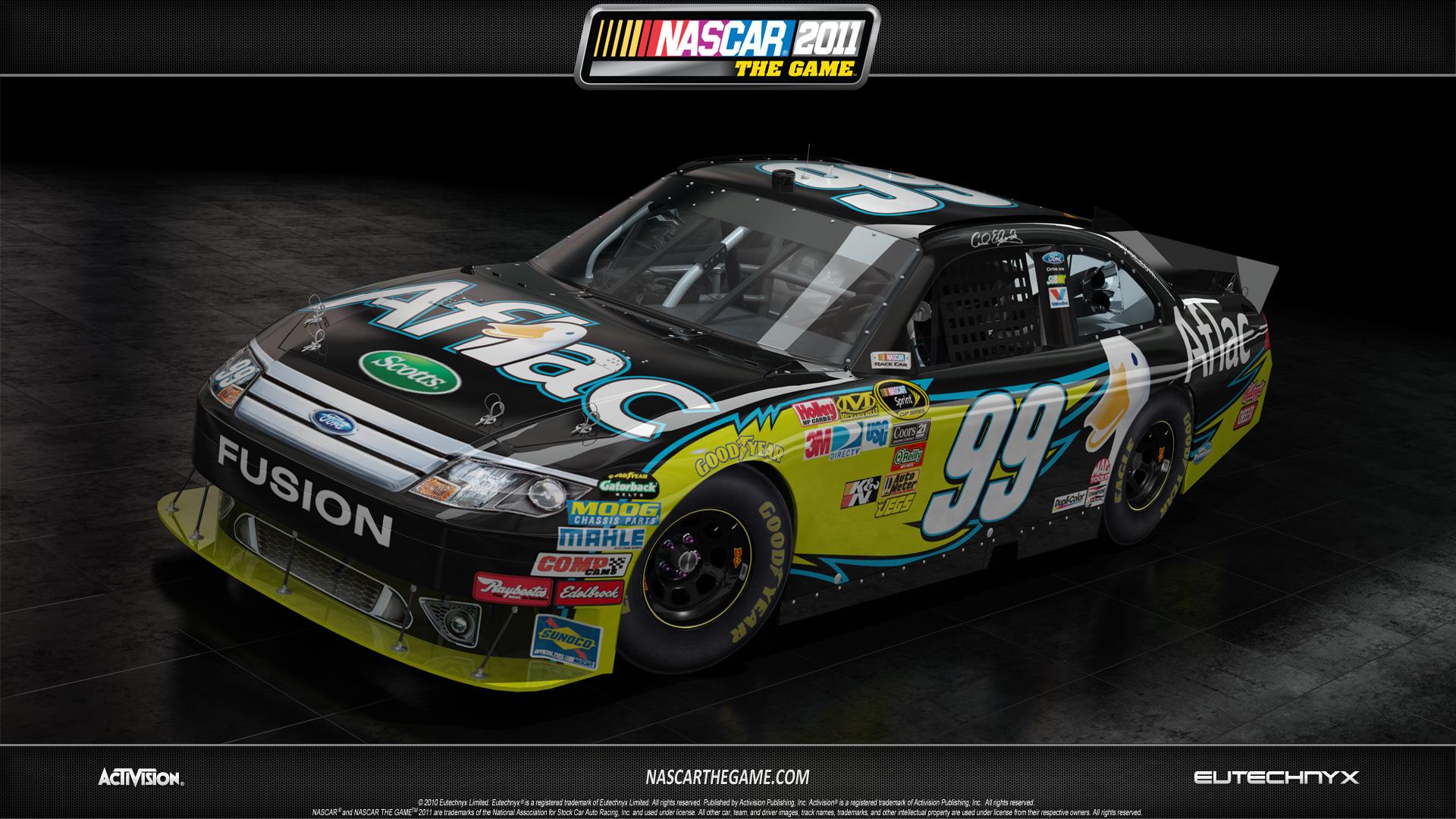 NASCAR The Game 2011 - confirmed | OnlineRaceDriver