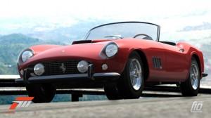 1957 Ferrari 250 GT California in Forza Motorsport 3