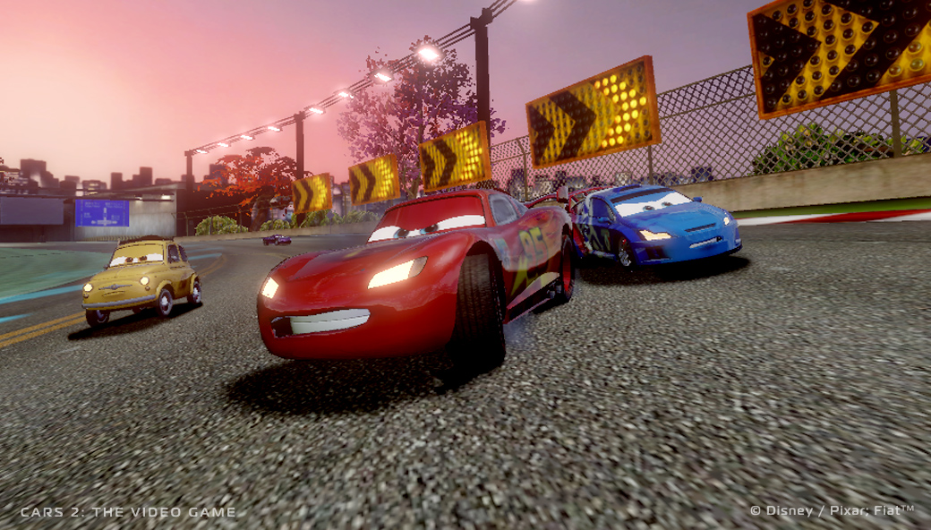 Disney announce Cars 2: The Video Game | OnlineRaceDriver